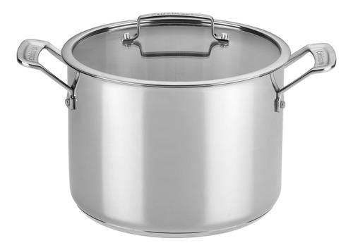 batería de cocina 11 pzs de acero inoxidable cuisinart