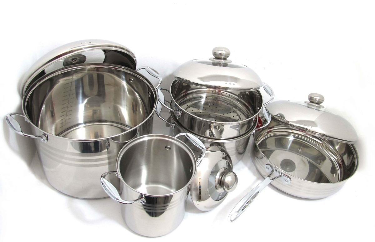 Bater a de cocina 13 piezas mod fancy b1124 2 for Utiles para cocina