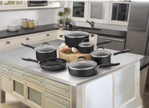 batería de cocina cuisinart ideal para cocinas modernas !