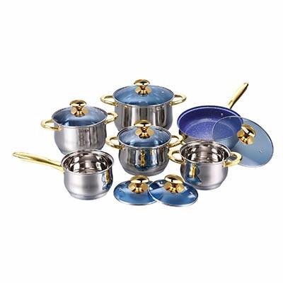 Bater a de cocina german a lll 12 piezas juego completo en mercado libre - Bateria de cocina solingen 12 piezas ...