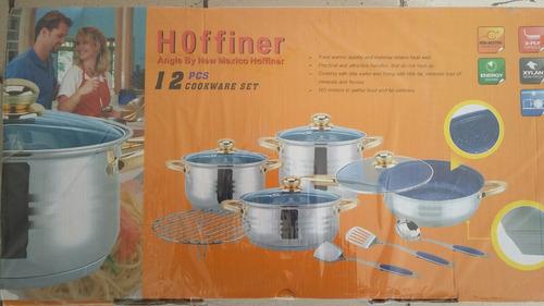 Bater a de cocina grande 12 piezas angie by begner 2 en mercado libre - Bateria de cocina solingen 12 piezas ...