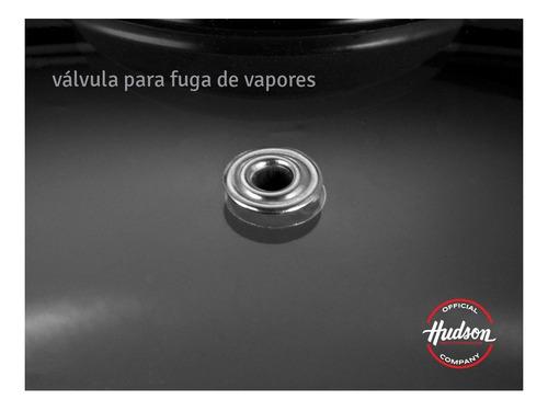bateria de cocina hudson induccion 5 piezas total black