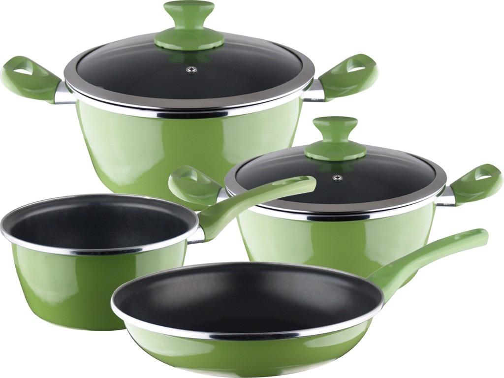 Bateria De Cocina Magefesa Teflon 6 Piezas Hecha En Espa A  ~ Baterias De Cocina Para Placas De Induccion