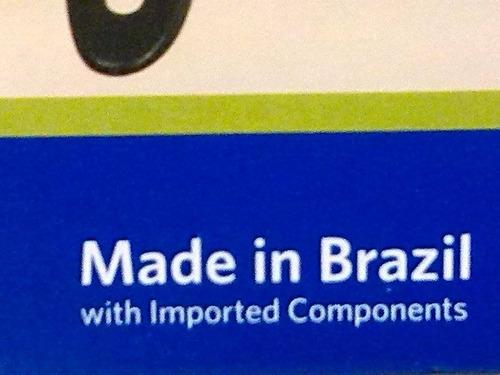 bateria de cocina tramontina 18pzas starflon hecha en brasil