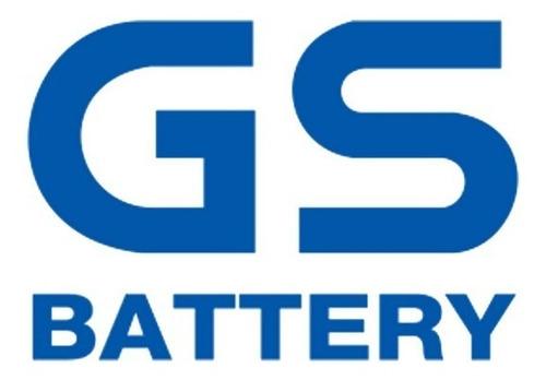 bateria de gel gs gtz5s 12v 3.5ah ytx4l-bs yuhmak