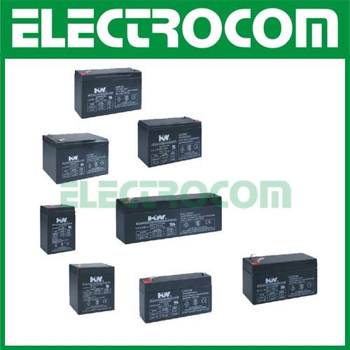 bateria de gel libre mantenimiento 6 v 4 ah