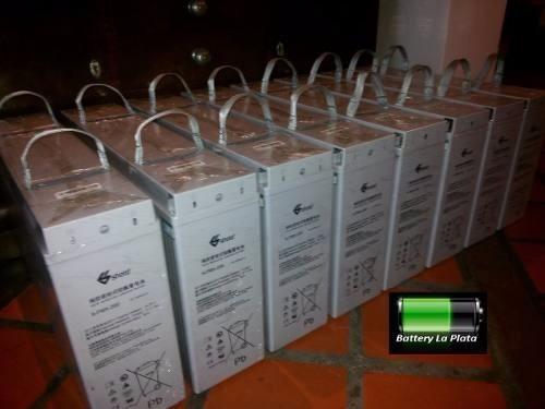 bateria de gel shoto 190a paneles solares acme opti la plata