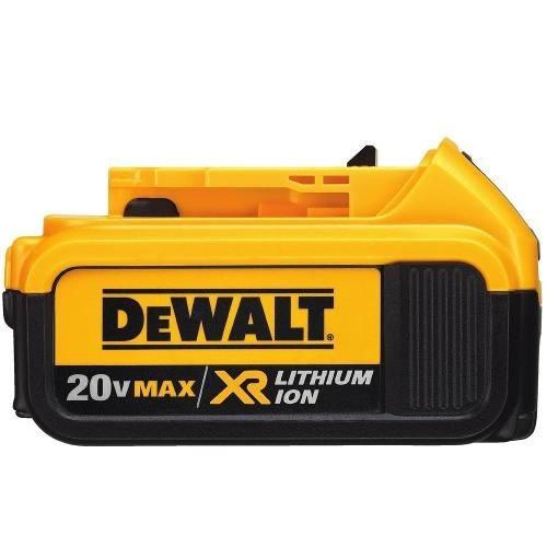 bateria de ion de litio 4.0ah 20v max dewalt dcb204