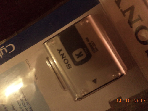 bateria de litio sony np-bk1 tipo k