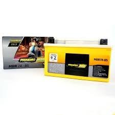 bateria de moto 7ah suzuki 125 burgman / mirage 150
