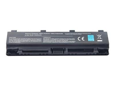 batería de notebook ereplacements pa5026u-1brs-er p/toshiba