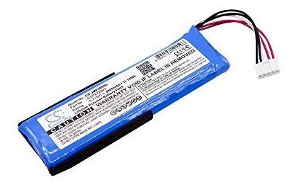 bateria de polimero de litio cameron sino 3000mah para jbl f