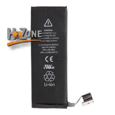 bateria de repuesto 1440mah teléfono celular iphone 5 h2zone