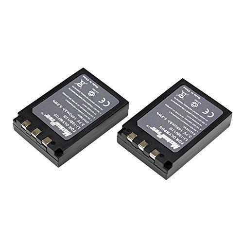 batería de repuesto maximal power db oly li-10b-12b x2 para