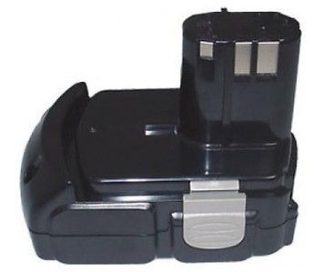 batería del li-ion 18v para hitachi bcl1815 c18dlp4 g 18dl 1
