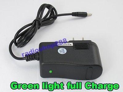 Charger for Yaesu VX-170 VX-177 VXA-150 FT-60R VXA-220 AS FNB-83 Li-ion Battery
