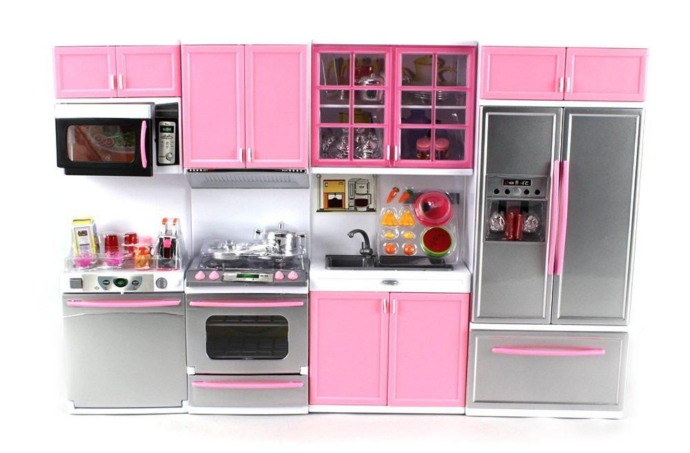 batera udeluxe cocina modernau operado juguete cocina plays