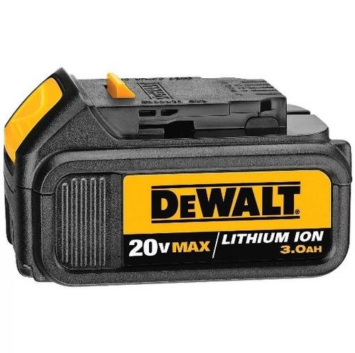 bateria dewalt 20v max dcb200 ion litio 3ah