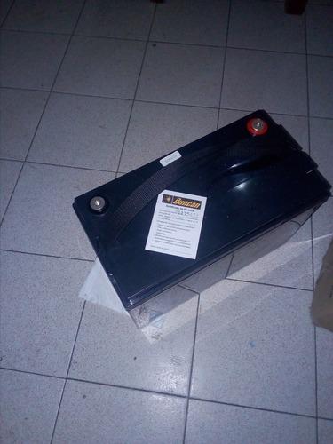 bateria duncan tecnologia agm solar 12v 100 ah. nueva