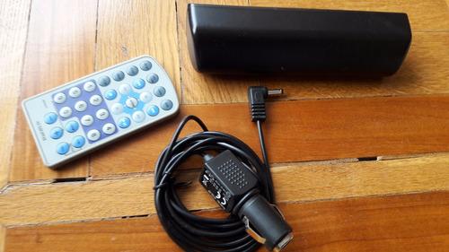 bateria dvd portatil audiovox