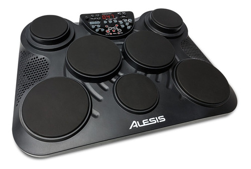 bateria electronica alesis compact kit 7 pads
