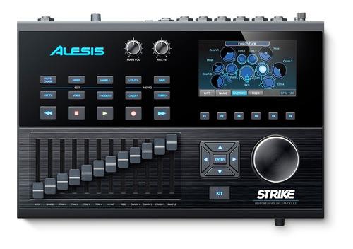 bateria electrónica alesis strike kit alta gama