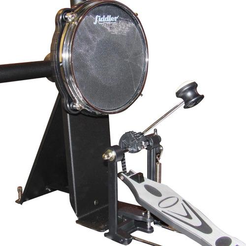 batería electrónica fiddler profesional con módulo de sonido