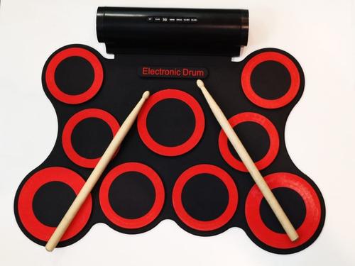 batería electrónica handroll drum g3009l