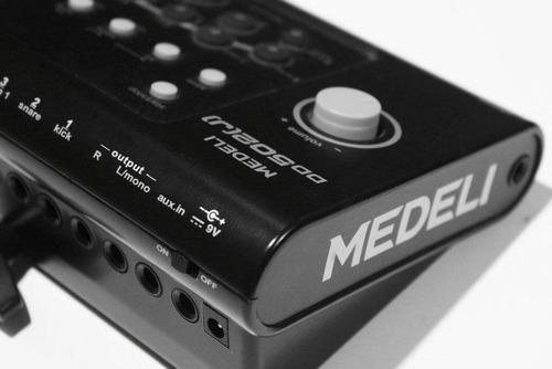bateria electronica medeli dd 502j, garantia / abregoaudio
