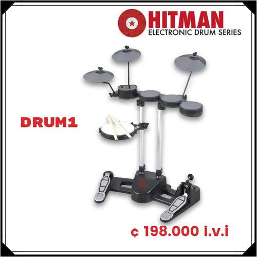 batería electrónica modelo drum 1 marca hitman