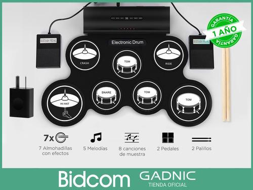 bateria electronica musical