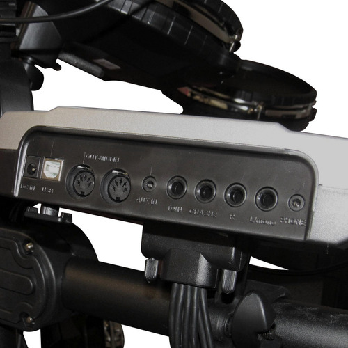 batería electrónica profesional fiddler fd-dd02 módulo midi