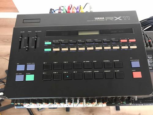 batería electrónica yamaha rx11