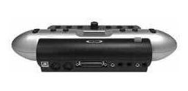 bateria eletrônica carlsbro csd130 + banco + frete