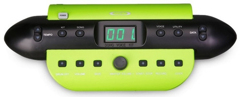 bateria eletrônica carlsbro odery csd130 - usb midi e chocke