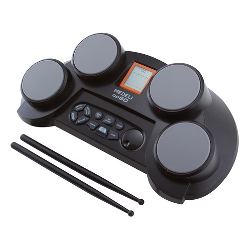 bateria eletrônica dd60 - medeli