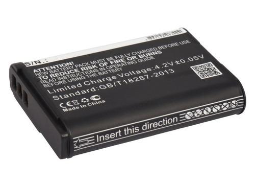 bateria en-el23 p/ nikon coolpix p600
