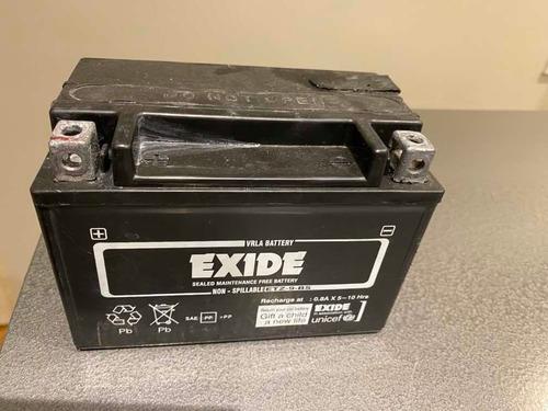 batería exide etz-9-bs