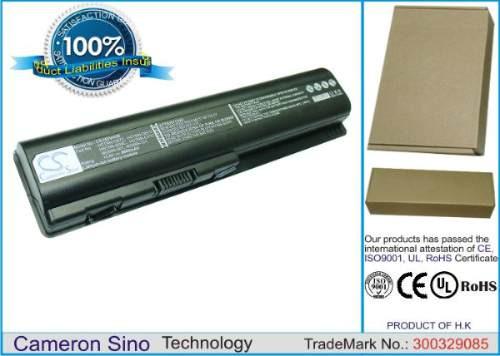 bateria extendida compaq presario cq60-100 cq50 cq70 aa1