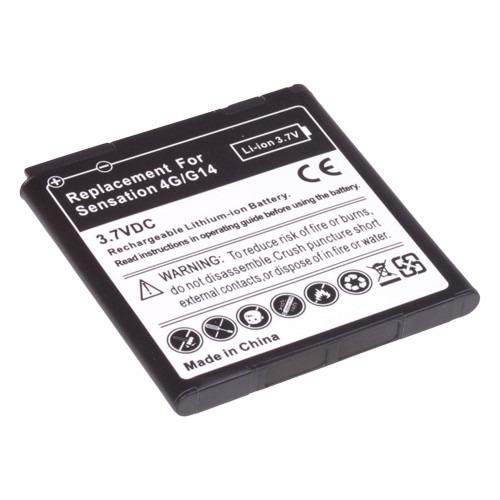 bateria extendida  para htc sensation 4g g14 1900mah