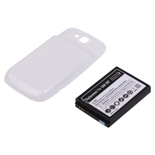 bateria extendida  w/ back door cover case para samsung i667
