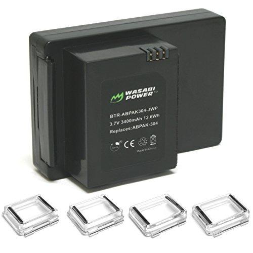 batería extendida wasabi power para gopro hero3, hero3 + (co