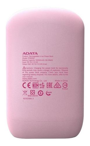 bateria externa adata power bank 10050mah