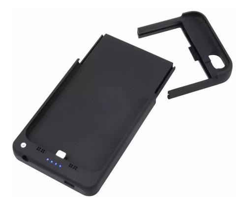 bateria externa capa case iphone 6 7s carregador 10000mah