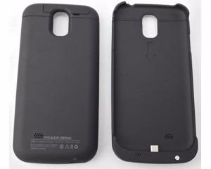 bateria externa carcasa samsung s4 i9505 3200mah negra