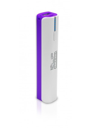 bateria externa cargador con linterna klip 135 de 2600mah