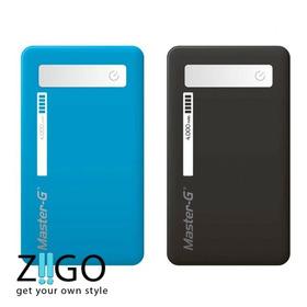 Bateria Externa Master G 4000 Mah - Ziigo