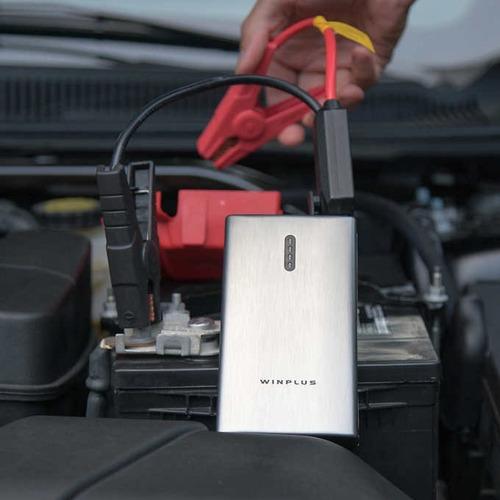 bateria externa para chupeta de carro, celulares, excelente