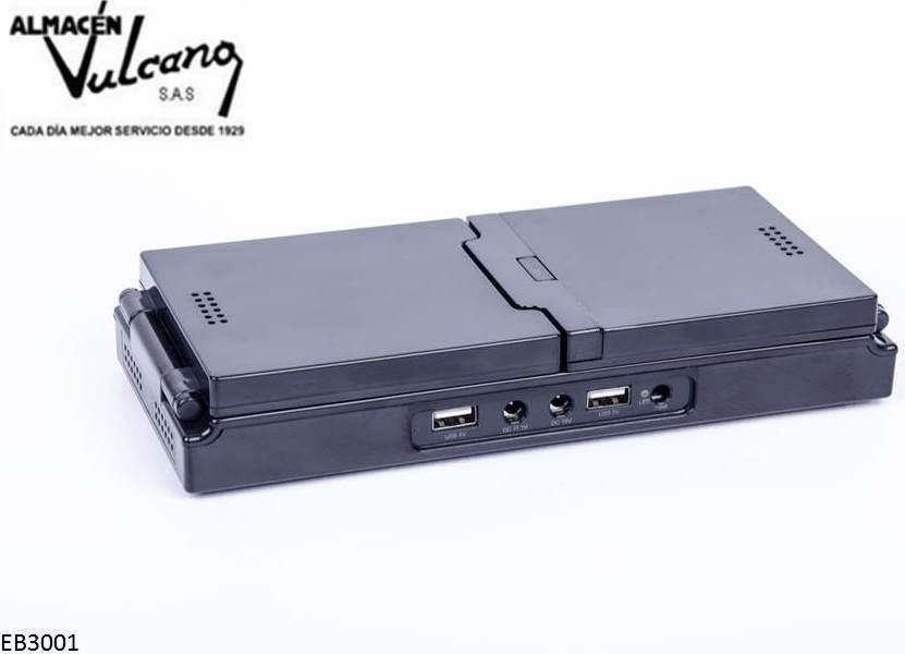 Bateria externa power bank cargador portatil panel solar en mercado libre - Extern panel ...