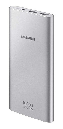 bateria externa - usb tipo c - carga rapida 10.000mah - eb-p
